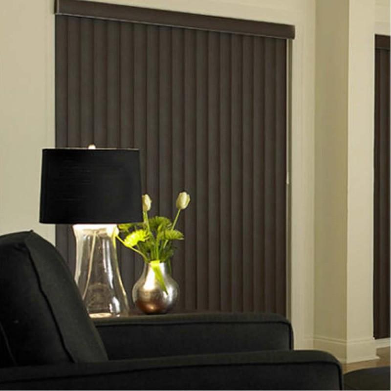 Detalhes do produto Persiana vertical Tecido Blackout 89mm