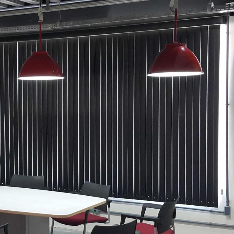 Detalhes do produto Persiana vertical PVC 89mm